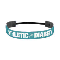 Athletic Diabetic Workout Headband