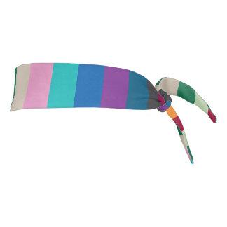 """Athletic Headband: """"FALL COLORS"""" Tie Headband"""
