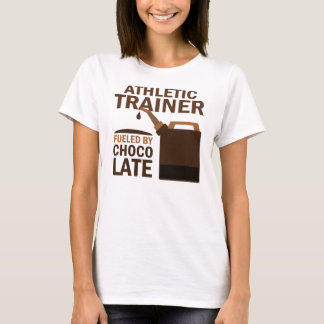 Athletic Trainer (Funny) Chocolate T-Shirt