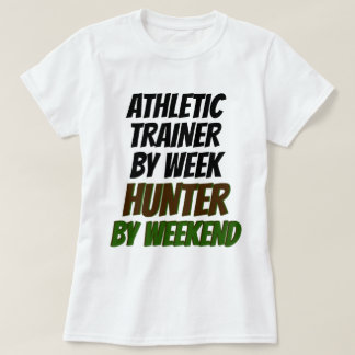 Athletic Trainer Hunter T-Shirt
