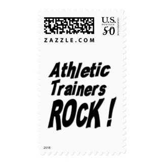 Athletic Trainers Rock ! Postage