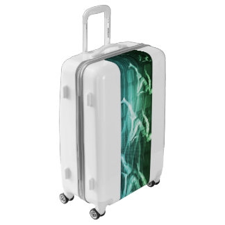Athletic Training and Running Together Luggage