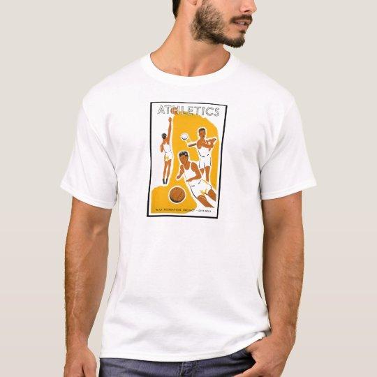 Athletics poster (1939) T-Shirt