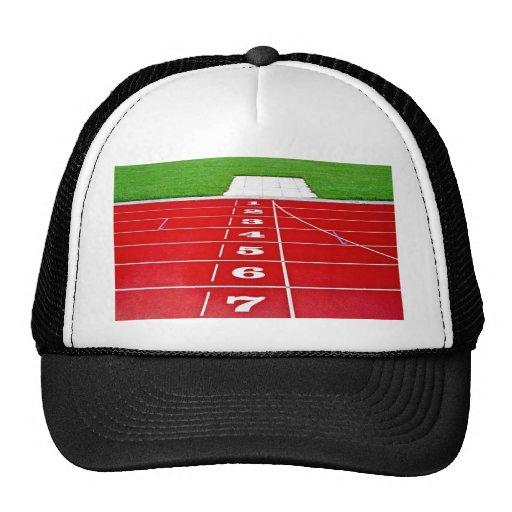Athletics Running Track Hat