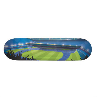 Athletics Stadium Skateboard Deck