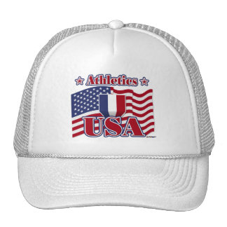 Athletics USA Trucker Hat