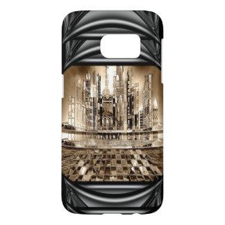 Athochrous City of the Future IV Samsung Galaxy S7 Case