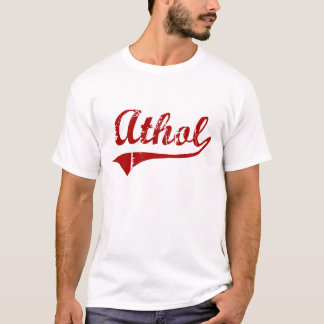Athol Massachusetts Classic Design T-Shirt