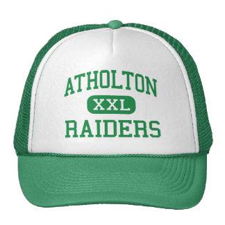 Atholton - asaltantes entrenados para la lucha cue gorro de camionero