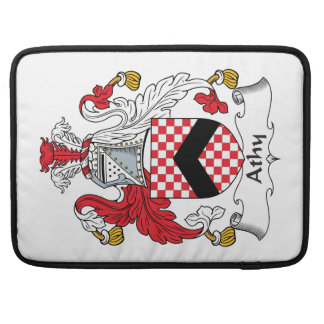 Athy Family Crest Sleeve For MacBooks