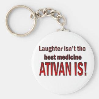 Ativan Key Chains