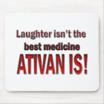 Ativan Mouse Pads