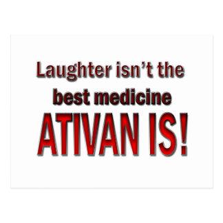 Ativan Postcard