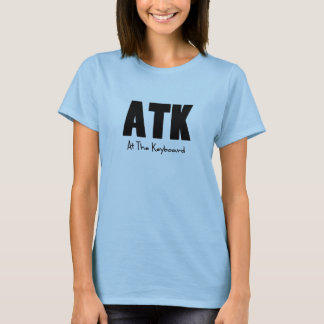 ATK at the keyboard T-Shirt