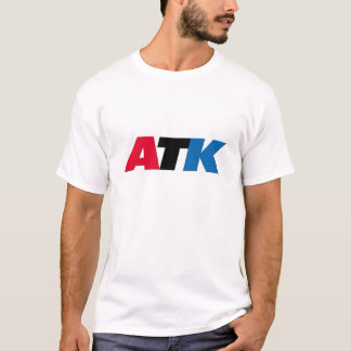 ATK Plain Logo Tee