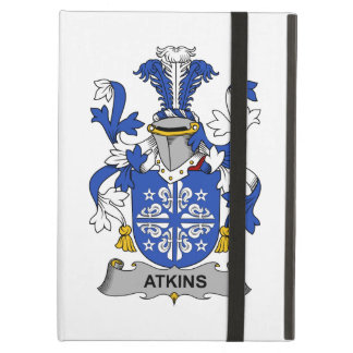 Atkins Family Crest Case For iPad Air
