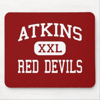 Atkins - Red Devils - Middle - Atkins Arkansas Mouse Pad