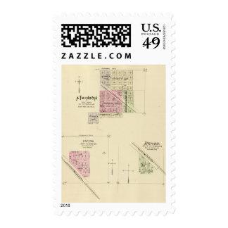 Atkinson, Nebraska Postage Stamps