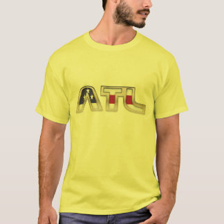ATL American flag - shirt