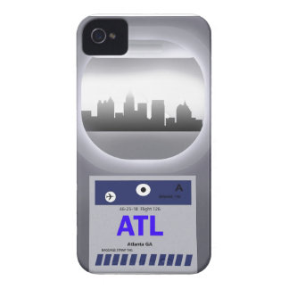 ATL CODE & SKYLINE iPhone 4 COVER