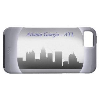 ATL CODE & SKYLINE iPhone SE/5/5s CASE