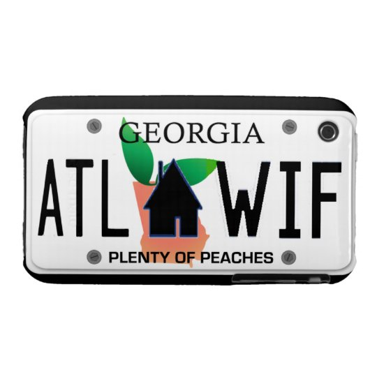 ATL House Wife - iPhone 3 Case