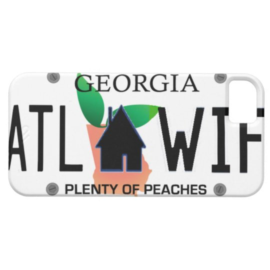 ATL House Wife - iPhone 5 Case Mate