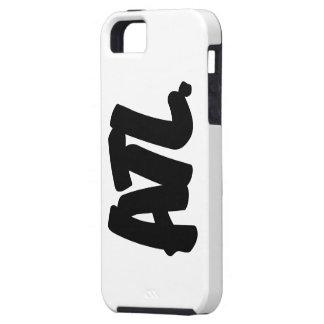 ATL Letters iPhone SE/5/5s Case
