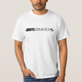ATL Logo - Black Text T-Shirt