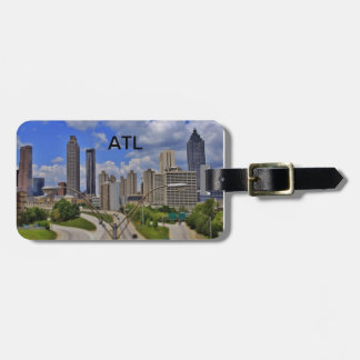 ATL luggage tag. Bag Tag