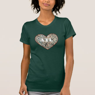 ATL Money Heart T-Shirt