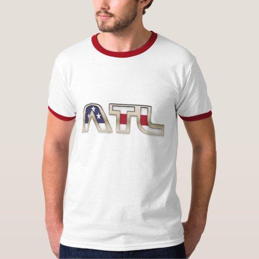 ATL muy fresco y patriótico - camisa