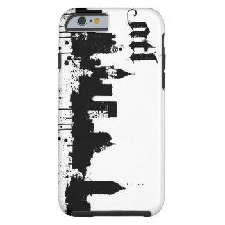 ATL puesto para su caso del iPhone 6 de la ciudad Funda De iPhone 6 Tough