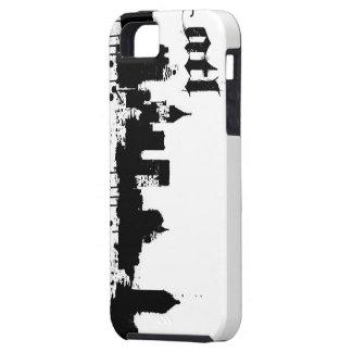 ATL puesto para su caso del iphone de la ciudad iPhone 5 Case-Mate Carcasa