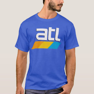 ATL SWAG 4 LIFE - ATLANTA RETRO SHIRT