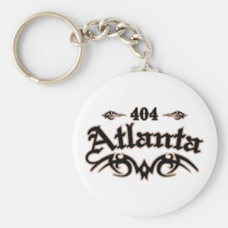 Atlanta 404 keychain