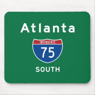 Atlanta 75 mouse pad