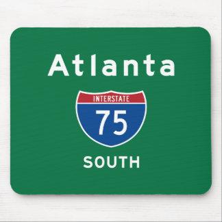 Atlanta 75 mouse pad