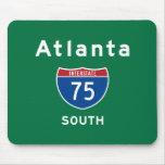 Atlanta 75 tapetes de raton