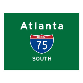 Atlanta 75 postal