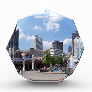 Atlanta Acrylic Award