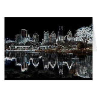 Atlanta Aglow Card