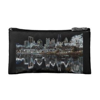 Atlanta Aglow City Skyline Bag / Purse