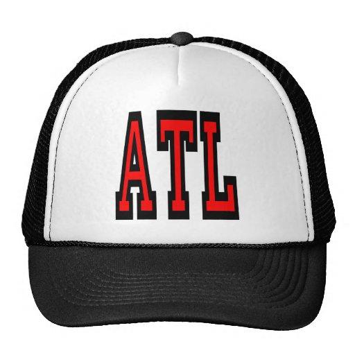 Atlanta ATL Design 1 Trucker Hat