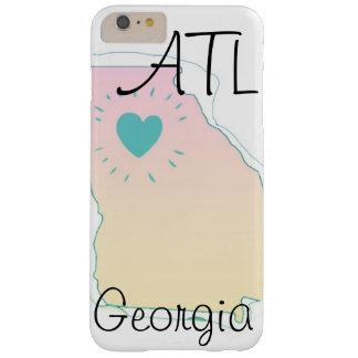 """Atlanta """"ATL GA"""" Local Pride Phone Case"""