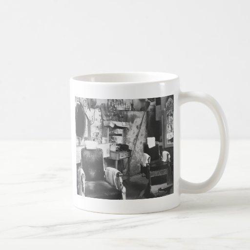 Atlanta Barber Shop, 1930s Coffee Mug Zazzle