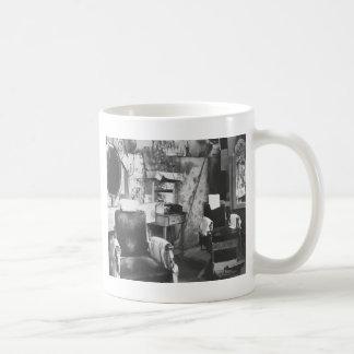 Atlanta Barber Shop, 1930s Classic White Coffee Mug