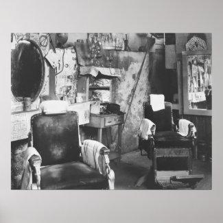 Atlanta Barber Shop: 1936 Posters