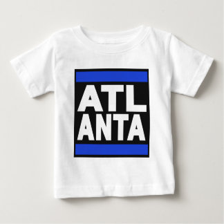 Atlanta Blue Baby T-Shirt