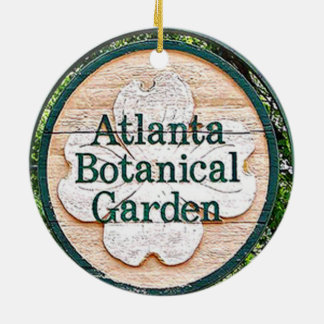 Atlanta Botanical Garden Ornament